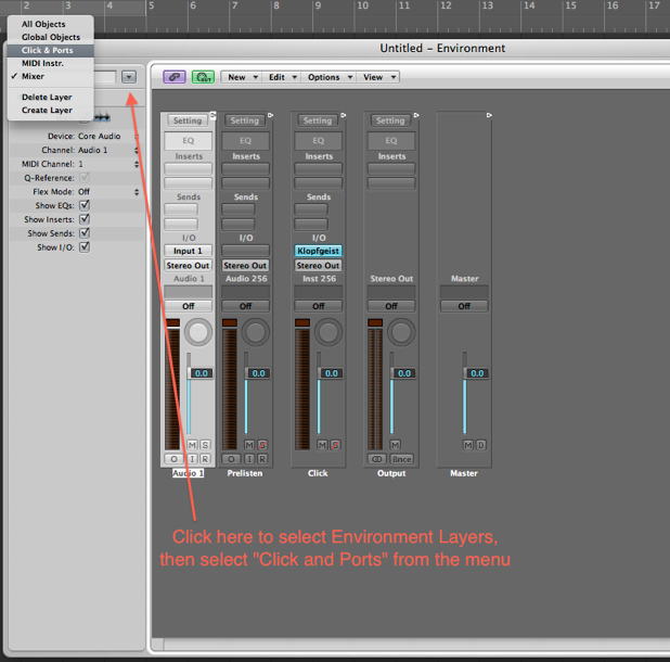 how to make a tag in logic pro